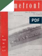 WWII Homefront Magazine ~ Dec 1945