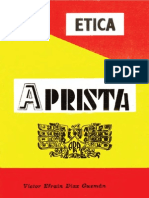 Ética Aprista | Víctor Efraín Díaz Guzmán