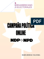 María Bernal Campaña Online