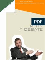 1er puesto Mitin y Debate