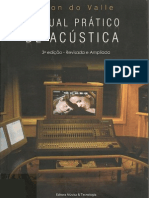 Manual Pratico de Acustica - Solon Do Valle