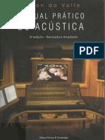 Manual Pratico de Acustica - Solon Do Valle
