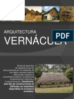 Arq. Vernacula