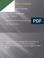 Vpcl Essar Power
