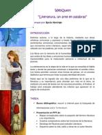 Webquest de Rocío Morínigo