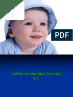 Artrita Reumatoida Juvenila prezentare Caz