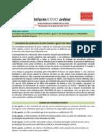 Informativo Online n° 31