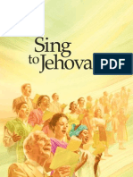Sing to Jehovah