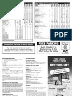 Coach NYC PA_Schedule