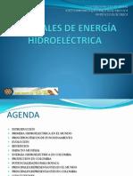 EXPOSICIÓN ENERGÍA HIDROELÉCTRICA