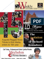 Urban Pro Weekly - August 16, 2012