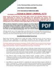 Cease Desist Orders to UBS & BIS + Evidence 05-14-12