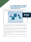 Proteccion Global de Datos Entre EEUU y UE 2012