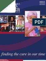 SFA 2011 Annual Report