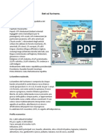 Dati Sul Suriname
