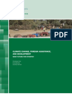 Climate Change, Foreign Assistance, and Development