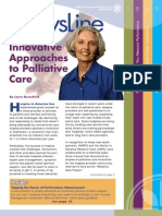 Innovative Approaches to Palliative Care