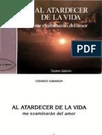24561559 Al Atardecer de La Vida Cesareo Gabarain