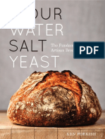 Saturday White Bread Recipe From Flour Water Salt Yeast by Ken Forkish
