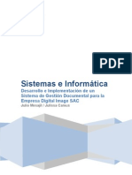 Desarrollo e Implementación de un Sistema de Gestión Documental para la Empresa Digital Image SAC