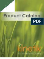 Kinetik Technologies Product Guide