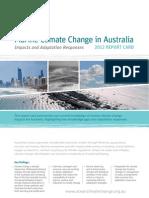 Marine Report Card Australia 2012