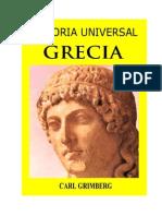8704030 Historia de Grecia Grimberg