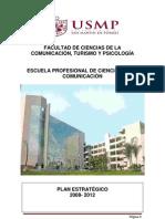 Plan Estrategico USMP 2008-2012