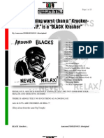 34536624 BLACK Krackers by Amexem Indigenous Aboriginal