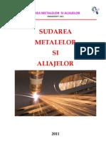 Sudarea Metalelor Si Aliajelor