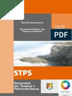 Boletín julio 2012