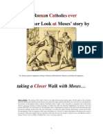 Closer Walk With Moses Part 1