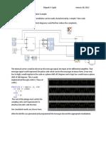 System Generator BPSK Modulator Example