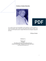 B.Shyam Sunder-Problems of Indian Minorities.docx (2)