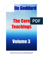 Neville Goddard PDF - Core Teachings 3