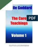 Neville Goddard PDF - Core Teachings 1