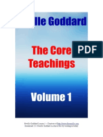 Neville Goddard PDF - Core Teachings 1