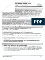 I-821D Instruction Sheet