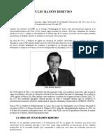 biografia JULIO RAMÓN R.