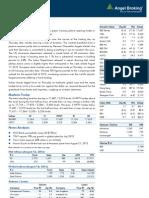 Market Outlook 170812