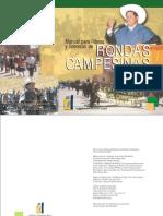 Manual Para Lideres de Rondas Campesinas