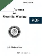 Guerrilla Warfare by Mao Tsetung