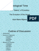 4-The History of Evolution (Geological Time) by Ate Idzel