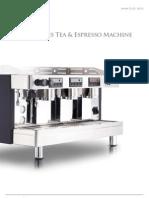 L Series Tea&Espresso Machine