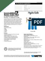 Hydro-Safe Cube Max