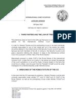 Official Take Hom Exam Public Law