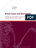 Osteoporosis After Breast Cancer
