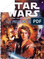 David Sherman & Dan Cragg - Star Wars - Clone Wars - La Prueba Del Jedi
