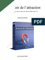 Pouvoir Attraction David Komsi