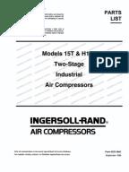 ingersoll rand screw compressor service manual